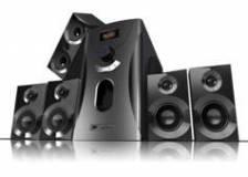 Auvisio Système audio home cinema Surround 5.1 avec radio / MP3 - Noir