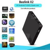 Beelink X2 TV Box 4K H.265 Decoding