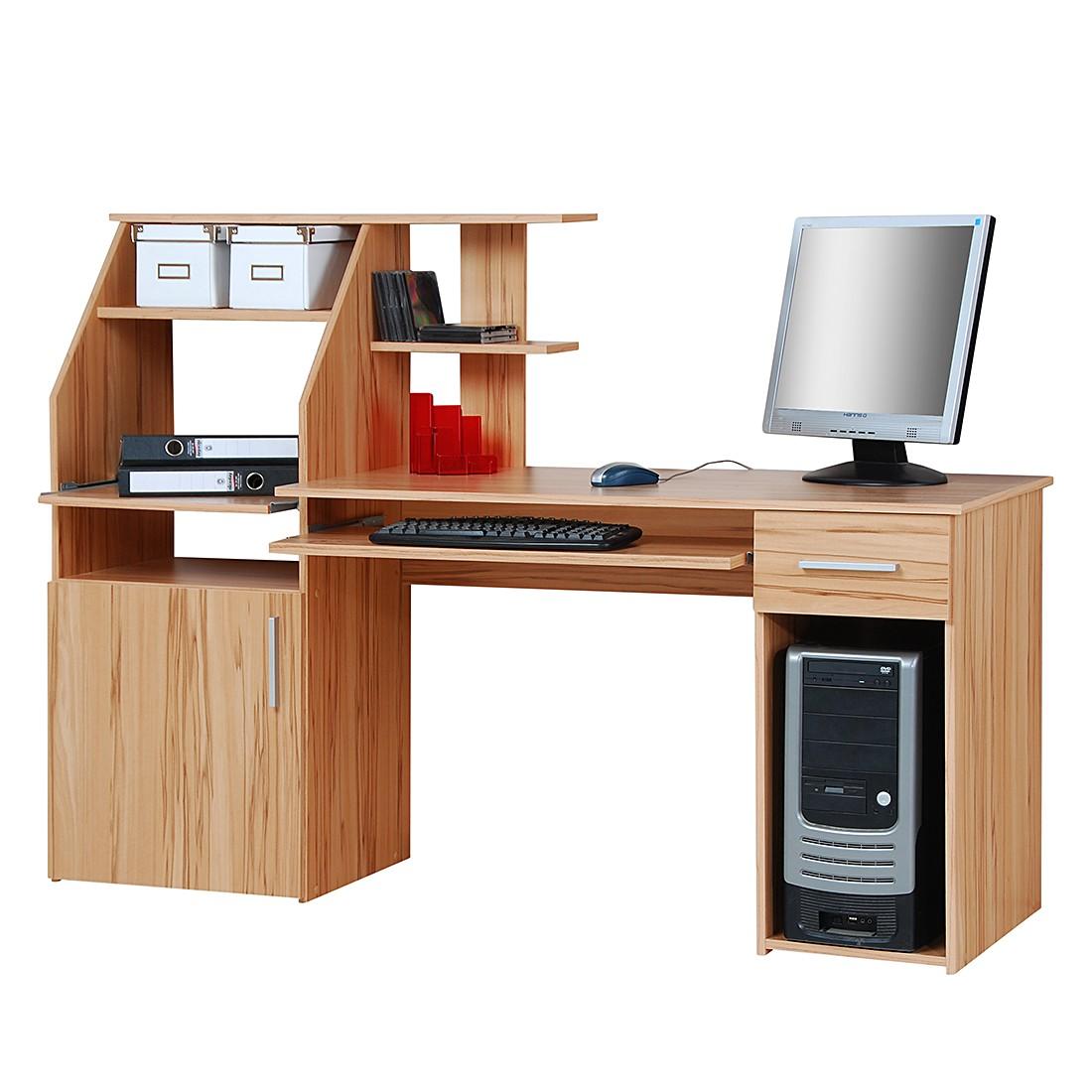 bureau pour ordinateur glen imitation prix et meilleures. Black Bedroom Furniture Sets. Home Design Ideas