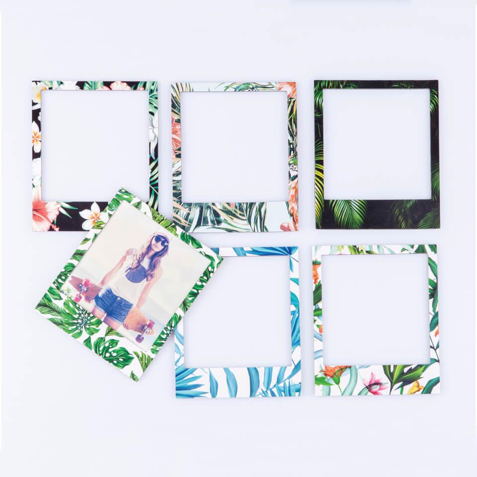 cadre photo polaroid avec tampon prix et meilleures offres. Black Bedroom Furniture Sets. Home Design Ideas