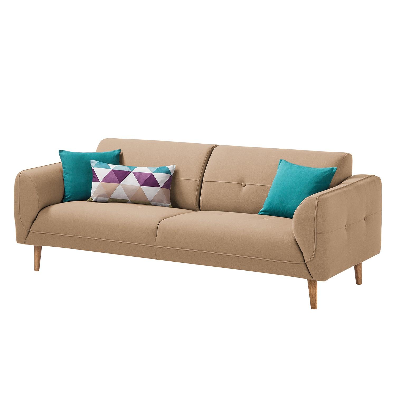 canape cala 3 places chene prix et meilleures offres. Black Bedroom Furniture Sets. Home Design Ideas